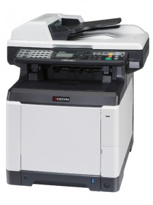 Desktop Copier Printer Scanner &amp; Fax