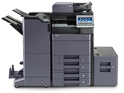 Kyocera with Three Tier Color